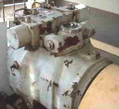 Rexroth A2VSL1000 hydraulic pump
