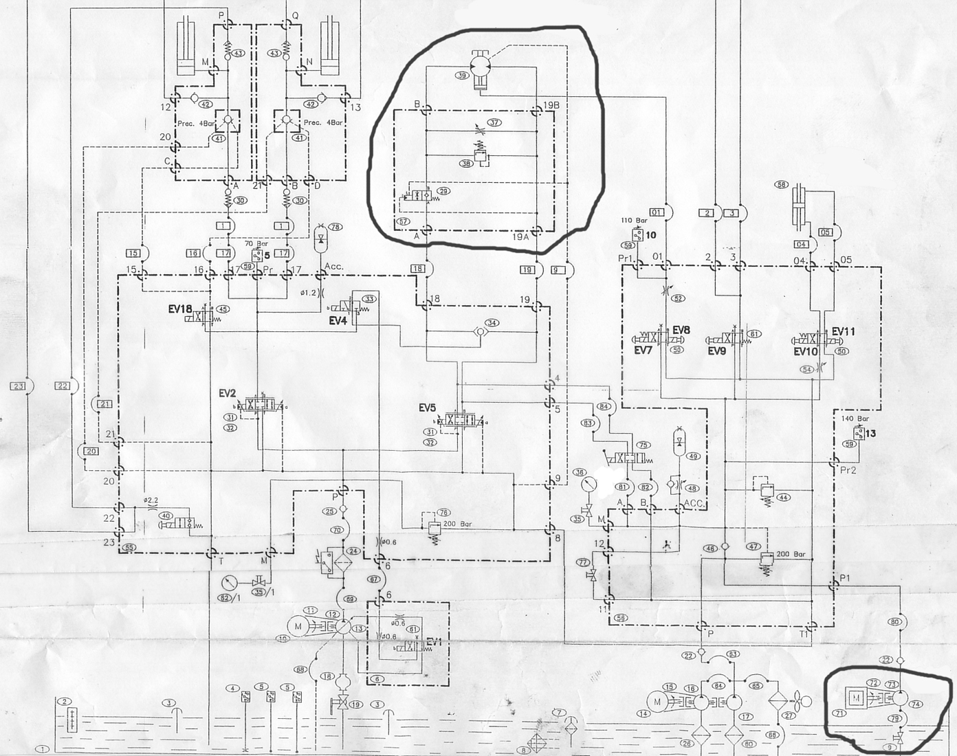 pin hydraulic schematics symbols group picture image by With form below to delete this basic hydraulic circuit image from our index